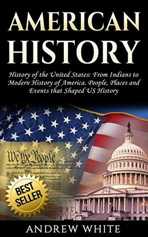 American History by Andrew White (Book Review)