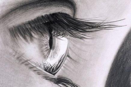The eyes say itall
