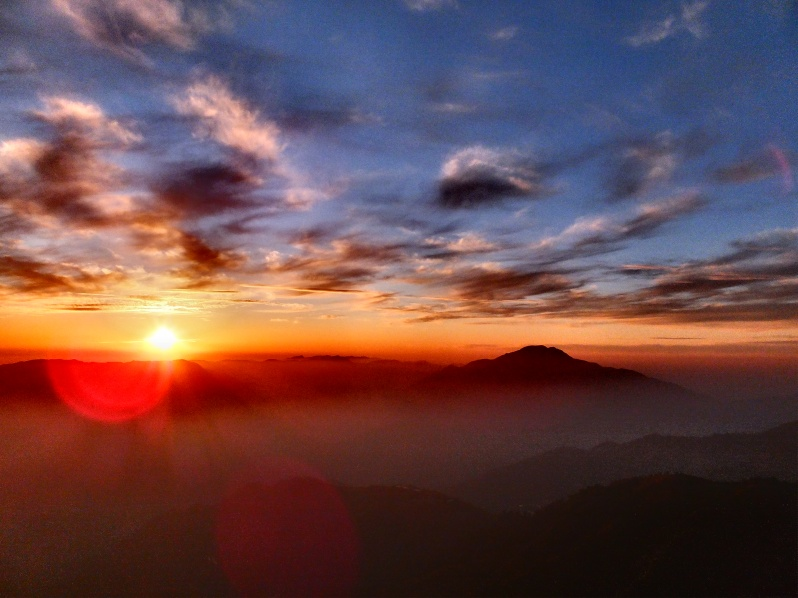 Most beautiful sunset