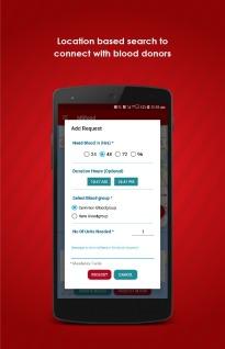 MBlood app