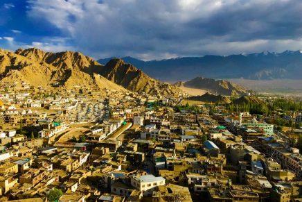 Tale of A LadakhiSun