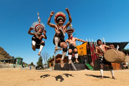 Have you visited the Hornbillfestival?