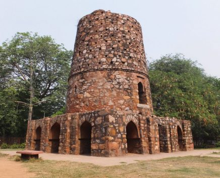 Have you been to Chor Minar the tower of beheading
