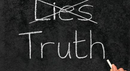 The story of truth, lies and deceit -by Crucio Girl