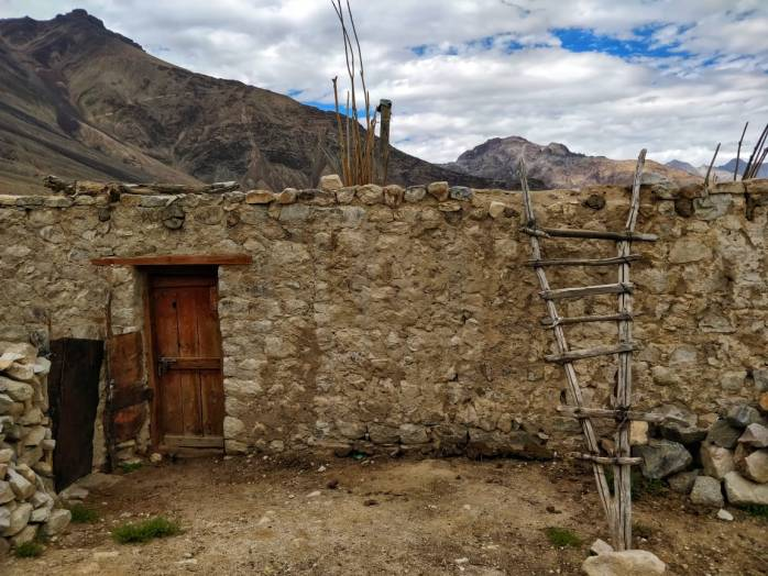 A house in ladakh